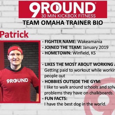 Patrick Wakefield Wakeamania