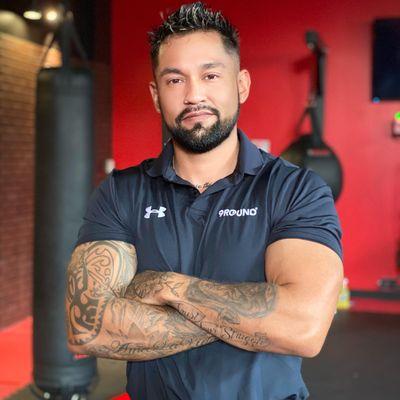 Brian Castillo  KLR B