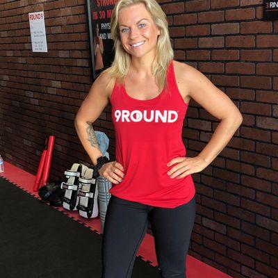 Kelsey Brown KO